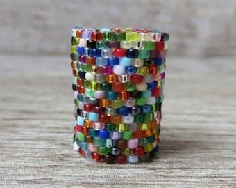 Toutes les couleurs dreadlocks ring