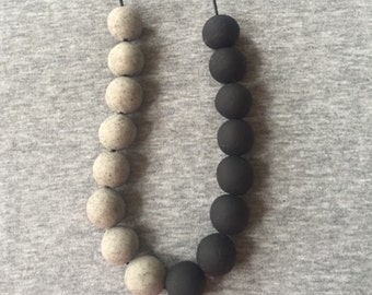 Handmade Ball Necklace