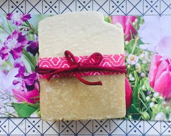 SOAP with Rose AuSensDuMaroc