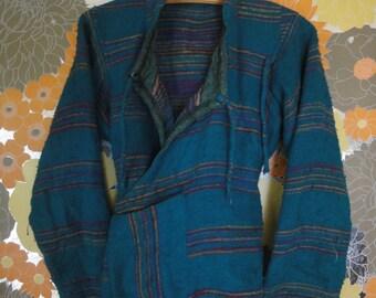 Hippie Wrap Sweater