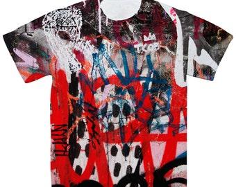 NYC Graffiti Men's T-Shirt