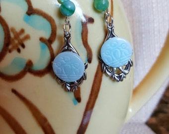 Caribbean Seas Earrings