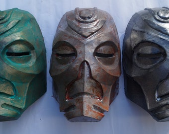 Dragon Priest Mask - 3-Pack