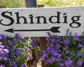 Wedding Signs, Wedding Stake Sign, Barn Wedding Decor, Country Wedding,  Rustic Wedding Decor, Rustic Wedding, Barn Wedding, Wedding Sign