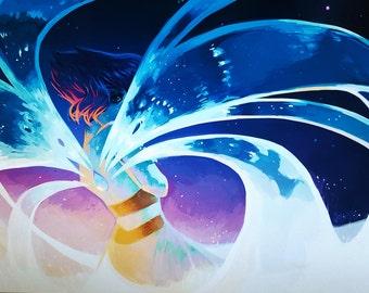 """Shop """"lapis lazuli steven universe"""" in Art & Collectibles"""