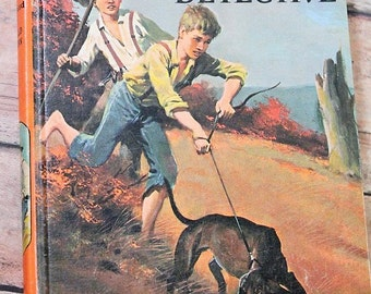 Tom Sawyer Detective-Vintage 1965 book-Companion Library-Samuel Clemens-Vintage book-Free shipping-On Sale-Save 3.00