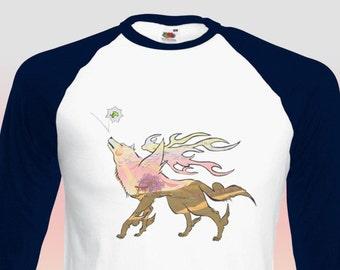 Okami inspired t-shirt
