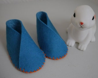Small slippers for baby