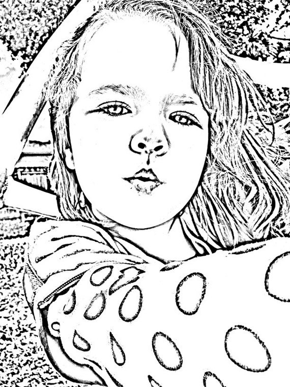 Custom coloring pages and books for Custom coloring pages