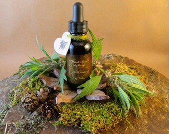 Motherwort ~ 1 oz. Tincture