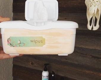 Diaper Wipes Dispenser