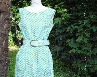 cotton dress1950