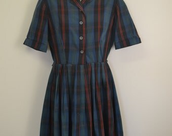 1950's Bobbie Brooks Dress