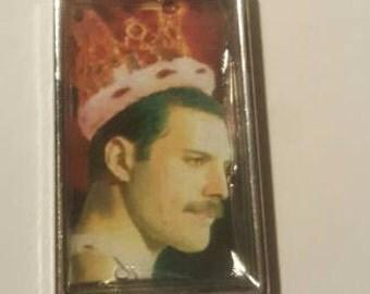 Freddie Mercury-Crown color necklace