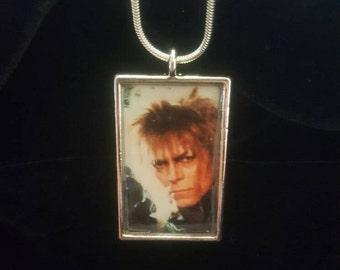 Jareth Labyrinth Bowie Charm/Necklace