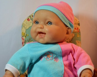 Berenguer, New Born, Chubby, Smiling, Collectible, Vintage, Baby Doll