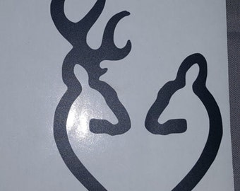 Deers in love