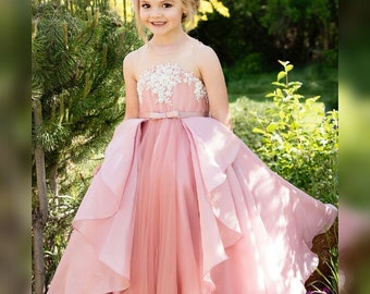 The Sweetest Darling Kids Couture Dress