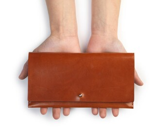 SOPHIE leather Briefcase