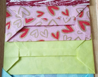 Mulberry paper envelopes