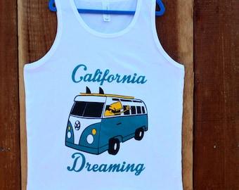 California Dreaming- Van Tank