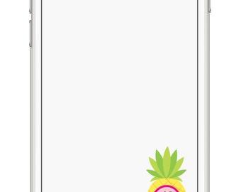 CHEVRON + PINEAPPLE Snapchat Geofilter // Customizable! Several Variations!