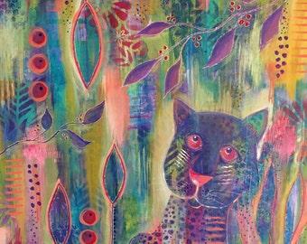 Color Me Wildcat {ORIGINAL}