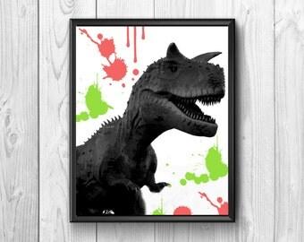 Dinosaur posters dinosaur, prehistoric wall poster