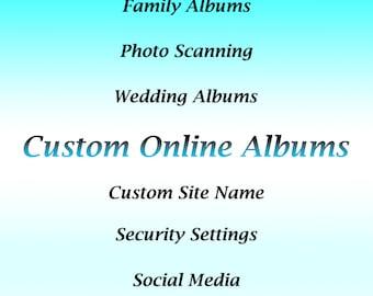 Online Wedding Album Plus