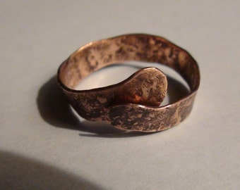 Flexible Adjustable Copper Ring