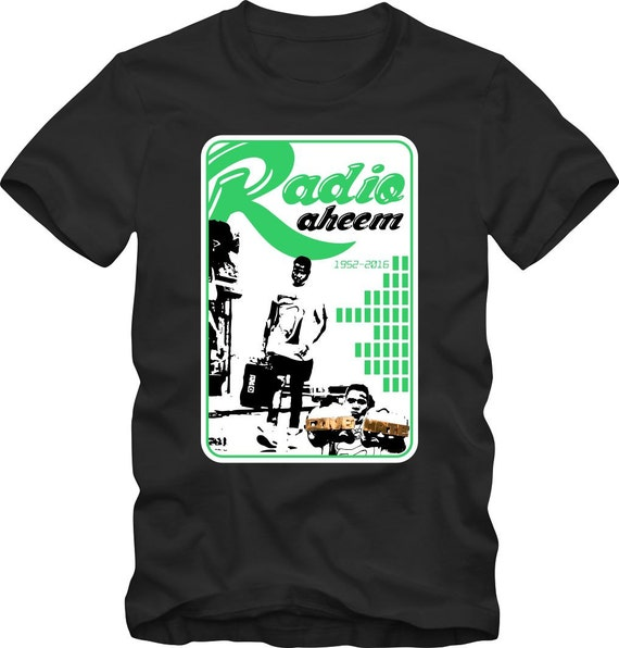 Radio Raheem black T-Shirt Do The Right Thing A Spike Lee Joint 1989 LOVE HATE 9 colorways choose one