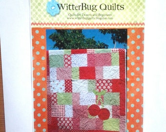 Pickin' Cherries Quilt Pattern