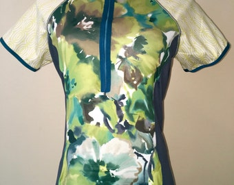 Cycling Jersey: Canopy