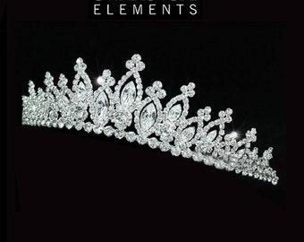 Swarovski Elements Crystal tiara