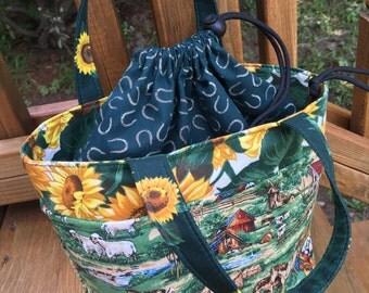 Bento Tote Bag - Custom