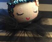 Gatsby Inspired Betsy Ornament