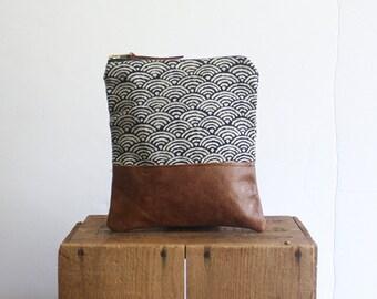 Jewelry Pouch. Zipper Pouch. Cosmetic Bag. Best Friend Gift. Purse Organizer. Purse Insert. Gift Under 50.