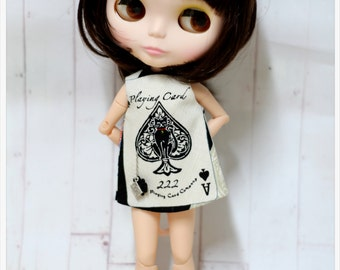 LADYBIRD HOUSE Blythe Outfit Playing Card - A