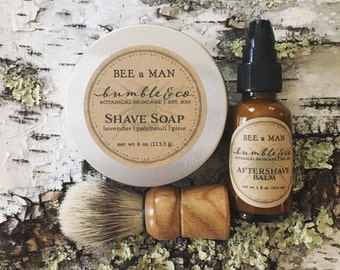 Groomsman Gifts | 10 Mens Wet Shave Sets | Shave Soap | After Shave | Shave Brush | Shaving Gift |  Winter Wedding Party Gifts, Gift for Him
