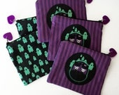 Haunted Mansion Zipper Pouch