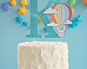 The Hot Air Balloon Collection - Custom Listing RESERVED for Elizabeth N.