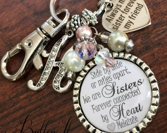 SISTER jewelry, Sister gift, gift, Big sister,Christmas gift, gifts for HER, Initial jewelry, Only thing better than having you for a sister