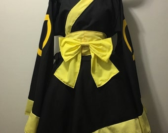 Umbreon Kimono Dress Lux Version