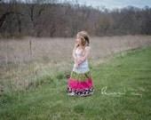Girl's Maxi Skirt - tiered skirt - bohemian skirt - BOHO - Spring skirt - toddler skirt - long skirt - Easter skirt - sizes 18 months to 8Y