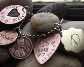 Mothers day, My Family Love Necklace