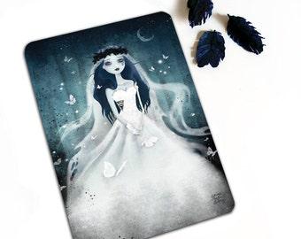 Corpse Bride - Postcard