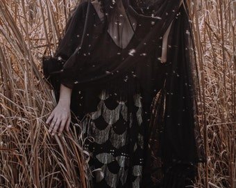 The Gown - Black - by Simka Sol®