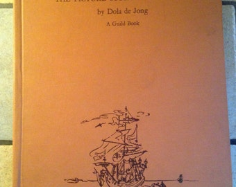 1946 The Picture Story of Holland Children's Book