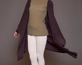 Tights / Leggings Extra Long textured Wool