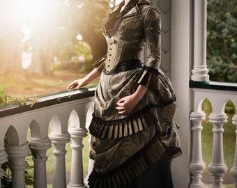 Custom Victorian/Steampunk Gown